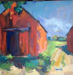 PAGE RAILSBACK PAINTINGS