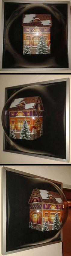 Puszka po herbacie :)))...ale gdyby była to miniatura domku wyglądałaby całkiem nieźle:)
