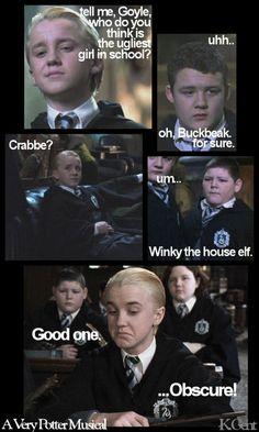 That Hermione Granger....