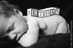 baby picture poses | Baby Ethan :: Roseville Newborn Photographer | Ben Sheriff Photography ...