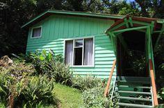 finca valverde cabin side view   - Costa Rica