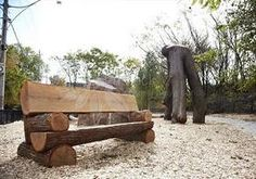 ★♥★ How to Add Enchantment to Your Home - tree stump chair  #tree #Arbre  #nature #beaute #beauty #life #vie #Humanoid #trees #Arbres #humanoides