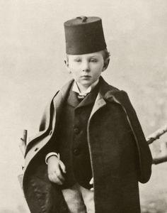 [Ottoman Empire] Prince Omar Faruq Effendi (Şehzade Ömer Faruk Efendi)