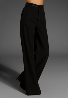 incredible black pants