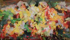 Yangyang Pan, Perpetual Bliss, 2017-2018, Madelyn Jordon Fine Art #painting #contemporary