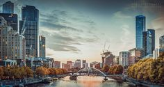 https://flic.kr/p/D8L2te | the Queens Bridge #Melbourne #Australia