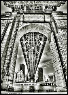 Unseen New York...Queensboro bridge