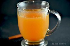 Mulled Apple Cider Recipe @FoodBlogs