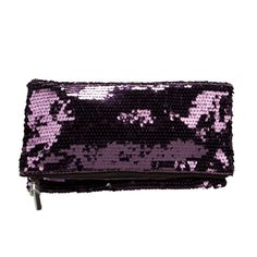 BCBGeneration Sequin Foldover Clutch  #ArmCandy #ClutchFun  #TadashiProm
