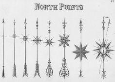 North Arrows