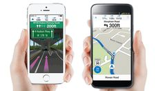 The Viago app offers the basic features of a typical navigation app, but can be customized...#Android #Apps #Garmin #GPS #iOS #Maps #Navigation #Traffic