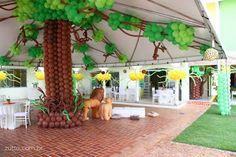 Blog da Yupii Fest: Safári Baby