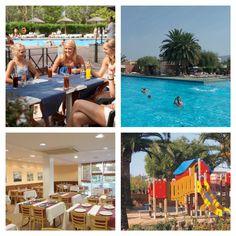 Todos los servicios e instalaciones para unas vacaciones cómodas y relajantes #Girona #Castellodempuries #vacaciones #holidays