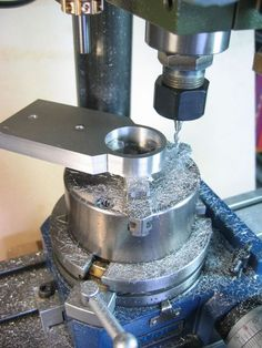 Metal Lathe Tools, Cnc Lathe, Metal Working Tools, Wood Lathe, Metal Processing, Machinist Tools, Metal Workshop, Welding And Fabrication, Diy Cnc