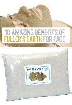 Amazing Benefits of Fuller's Earth for FACE