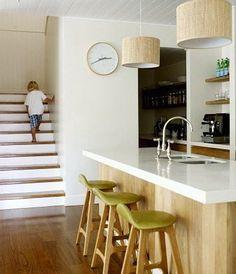 Cocinas on pinterest ideas para kitchens and blanco y negro for Cocinas pequenas con isla