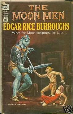 Edgar Rice Burroughs Reprint 8x10 color photo AT THE EARTH/'S CORE Iron Mole