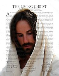 Carol W Porter Photography:The Living Christ without words