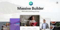 Massive Dynamic v3.1 – Business WordPress Theme