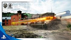 World of Tanks - Dark Horse Comics Rolls Out Trailer   PS4