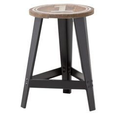 Wood/Metal Stools 1 and 2 for the piano
