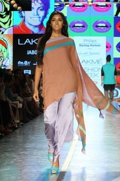 Popology Collection, Lakme Fashion Week, Summer/Resort 2015 : New Collection : Wendell Rodricks