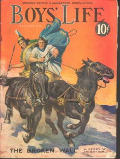 Boys' Life 1936-09