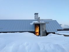 Gallery of Inverted House / The Oslo School of Architecture and Design + Kengo Kuma & Associates - 20