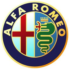 The Alfa Romeo logo; click through to learn more about its Milan-related symbolism. (The News Wheel)