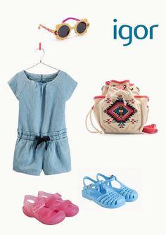 #Igor. #Botas, #cangrejeras y #sandalias, para #mujer y #niños.  #Colección