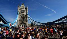 Cette année, le 26 avril, participez au marathon de Londres: que vous courriez, marchiez ou encouragiez les coureurs, c'est un évènement à ne pas manquer !