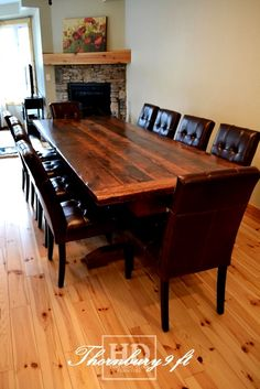 Check Out Our Extensive Library Of Beautiful Custom Reclaimed Wood Trestle  Tables Online Or Make An Appointment With Our Mobile Showroom!