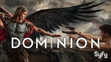 Dominion from SyFy channel is about the wars of Angels versus humanity. Very unique perspective on the Bible related mythology that is well shot and interesting characters. While the humanity is confined to few protected cities but one angel, Gabriel, fights for humanity. Creative storyline and twist and turn made this enjoyable to watch. I hope they do more episodes.