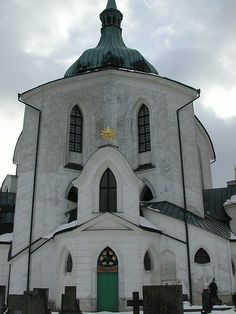 Czech Republic church
