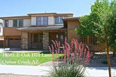 18501 E Oak Hill Lane, Queen Creek AZ, 85142   Homes.com