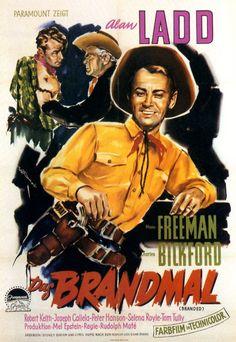 1950 - Marcado a fuego - Branded