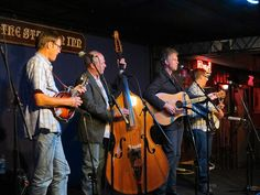 Chris Jones at The Station Inn : Bluegrass Today