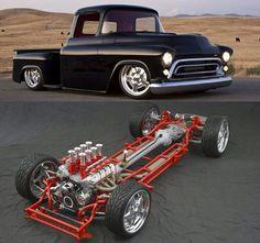 50's Chevy Truck