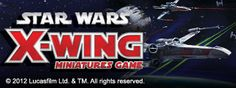 This is the first miniatures game I playtested. It was cool! I loved imagining the game occurring in 3D with ILM effects. :-)  Star Wars X-Wing Miniatures Game. fantasyflightgames.com