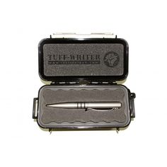 TuffWriter EDC Gen 2 Titanium Pen - Wilderness 1-2-1