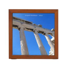 Acropolis Erechtheion - Athens Pencil Holder