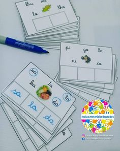 Letter and Number Formation Tracing Mats : Test Drive Bundle Educational Activities For Kids, Preschool Activities, Learning To Write, Kids Learning, Teaching Spanish, Montessori, Kids And Parenting, Classroom, Printables