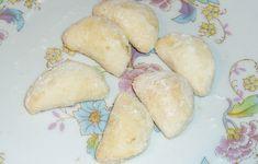 Žabí huby (ořechové mušle) - recept Potatoes, Cheese, Vegetables, Food, Potato, Essen, Vegetable Recipes, Meals, Yemek