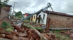 QUEIMADAS: Fortes chuvas deixam estragos e causam prejuízos aos moradores