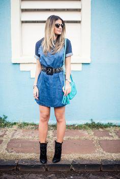 Dicas, makes, moda e receitas assinadas pela apresentadora Marina Azze
