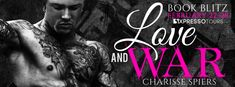 JB's Bookworms with Brandy Mulder: Love and War by Author Charisse Spiers - Excerpt -...