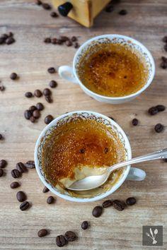 Kaffee-Crème Brûlée