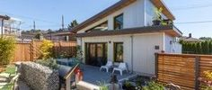 A Vancouver granny flat house designed in a modern style