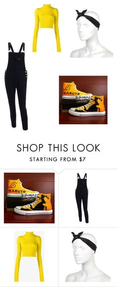 """""""Naruto"""" by brittrolon on Polyvore featuring Jacquemus and River Island"""