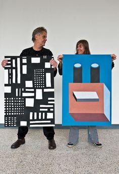 George Sowden et Nathalie Du Pasquier | MilK decoration